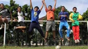 jump up